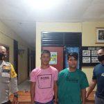 Polres Mukomuko Amankan Dua Orang Pelaku Diduga Mencuri Kelapa Sawit