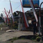 Meski Dimasa Pandemi Warga Dusun Sekato Kobarkan Semangat Sambut HUT Kemerdekaan RI